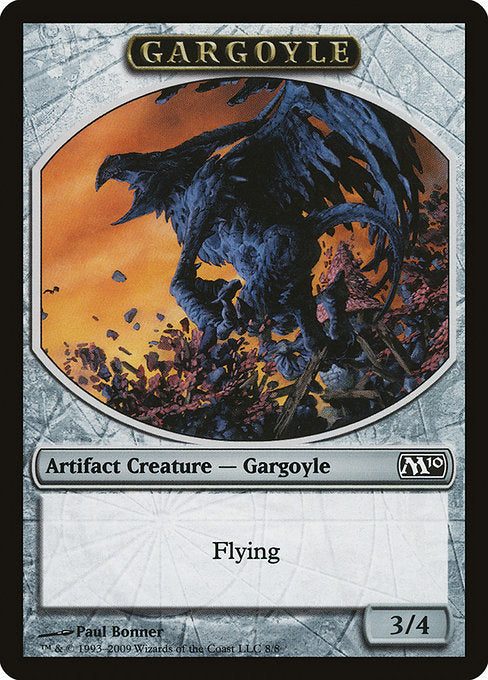 Gargoyle [Magic 2010 Tokens] | Gam3 Escape