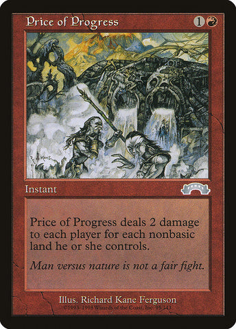 Price of Progress [Exodus]