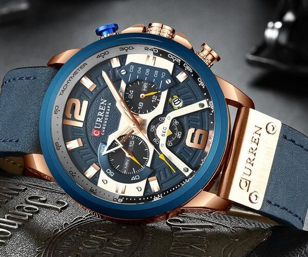 Acerot Chronograph Wrist Watch