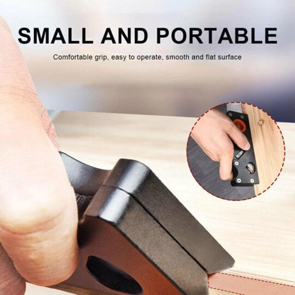 Woodworking Edge Corner Flattening Tool Comfortable