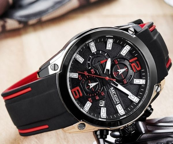 Storm Military Sport Silicone Watch