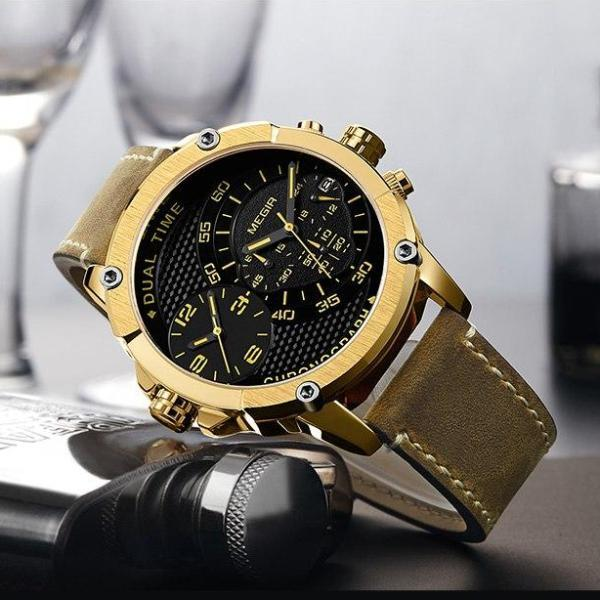 Explosive Fashion Military Watch