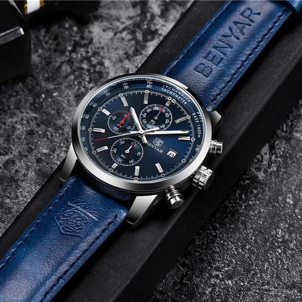GRANDIO CHRONOGRAPH WATCH - BRINGWISH