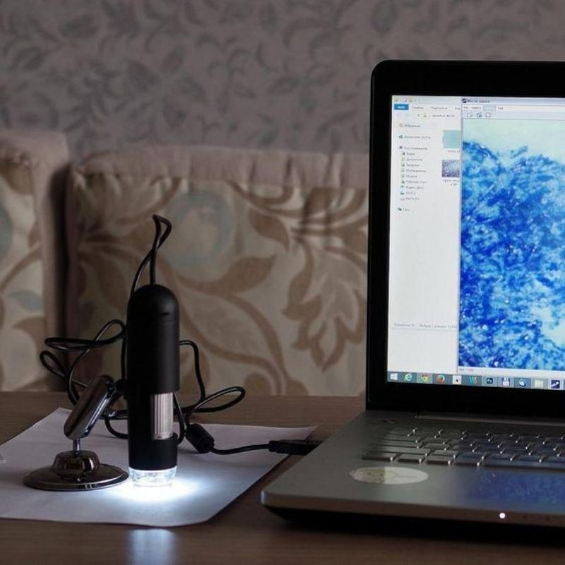 1600x USB Digital Microscope - BringWish