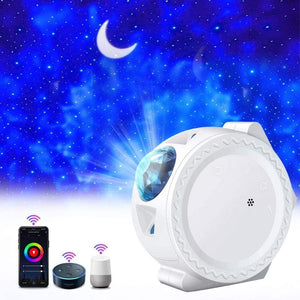 Galaxy Star Projector