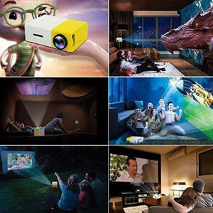 Mini Projector For Home - BringWish