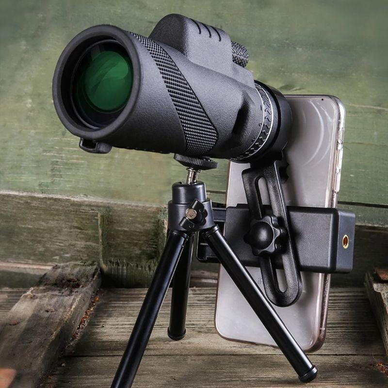 Powerful Monocular Telescope For Phone - BringWish