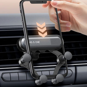 Gravity Car Phone Holder BringWish