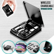 Load image into Gallery viewer, UrbSurvival Multi-function Universal Smart Adaptor Card with wireless