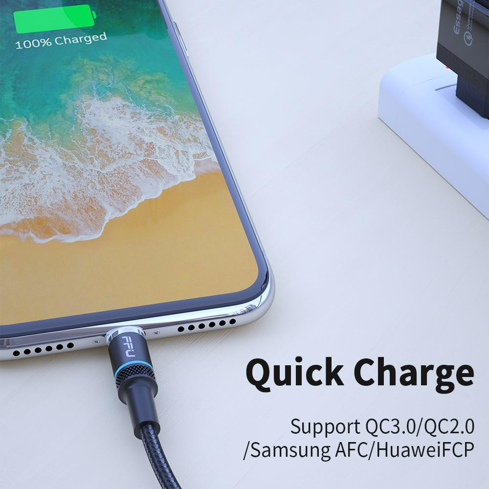 Magnetic Fast Charging Cable For Any Smartphone - BringWish