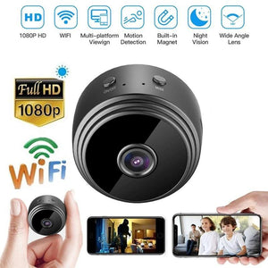 Mini Spy Wifi Camera functions show