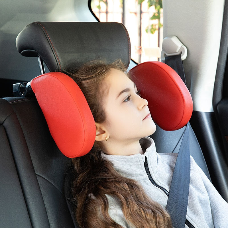 Car Headrest Side Support