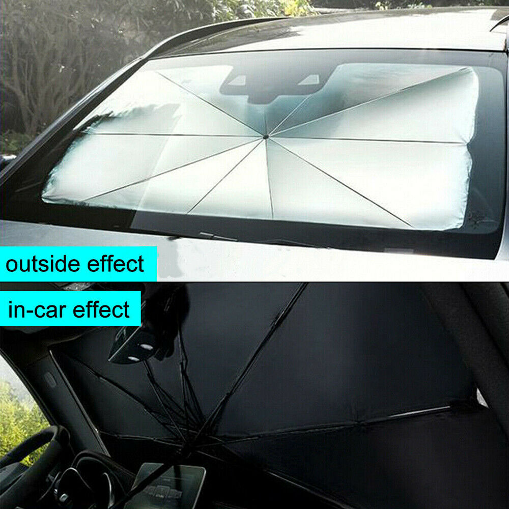 Car Sun Shade Cover Umbrella
