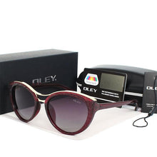 Load image into Gallery viewer, OLEY Cat Eye Sunglasses