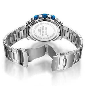 Back image Bigoza Stainless Steel Gents Watch