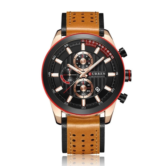 Elegan Wrist Watch For Men