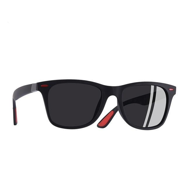 Aofly Polarized Square Aviator Sunglasses