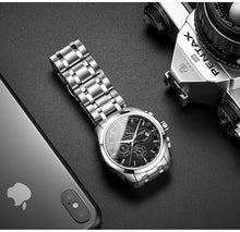 Load image into Gallery viewer, Refine Vintage Stainless Steel Band Watch