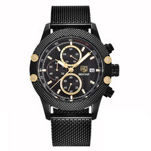 Load image into Gallery viewer, Obelisk Chronograph Stainless Steel Watch
