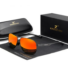 Load image into Gallery viewer, Kingseven Aluminium Polarized Sunglasses