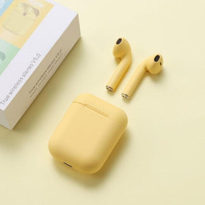 Touch Air Bud Wireless Bluetooth Earbuds