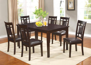 View-St Table w/ 6 Chairs