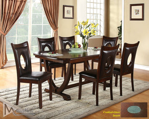 Oracle Table & 4 Chairs