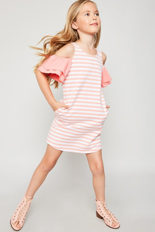 The Ellie Striped Dress