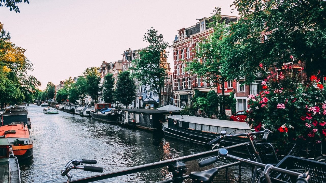 A Weekend in Amsterdam | A Map to Anywhere
