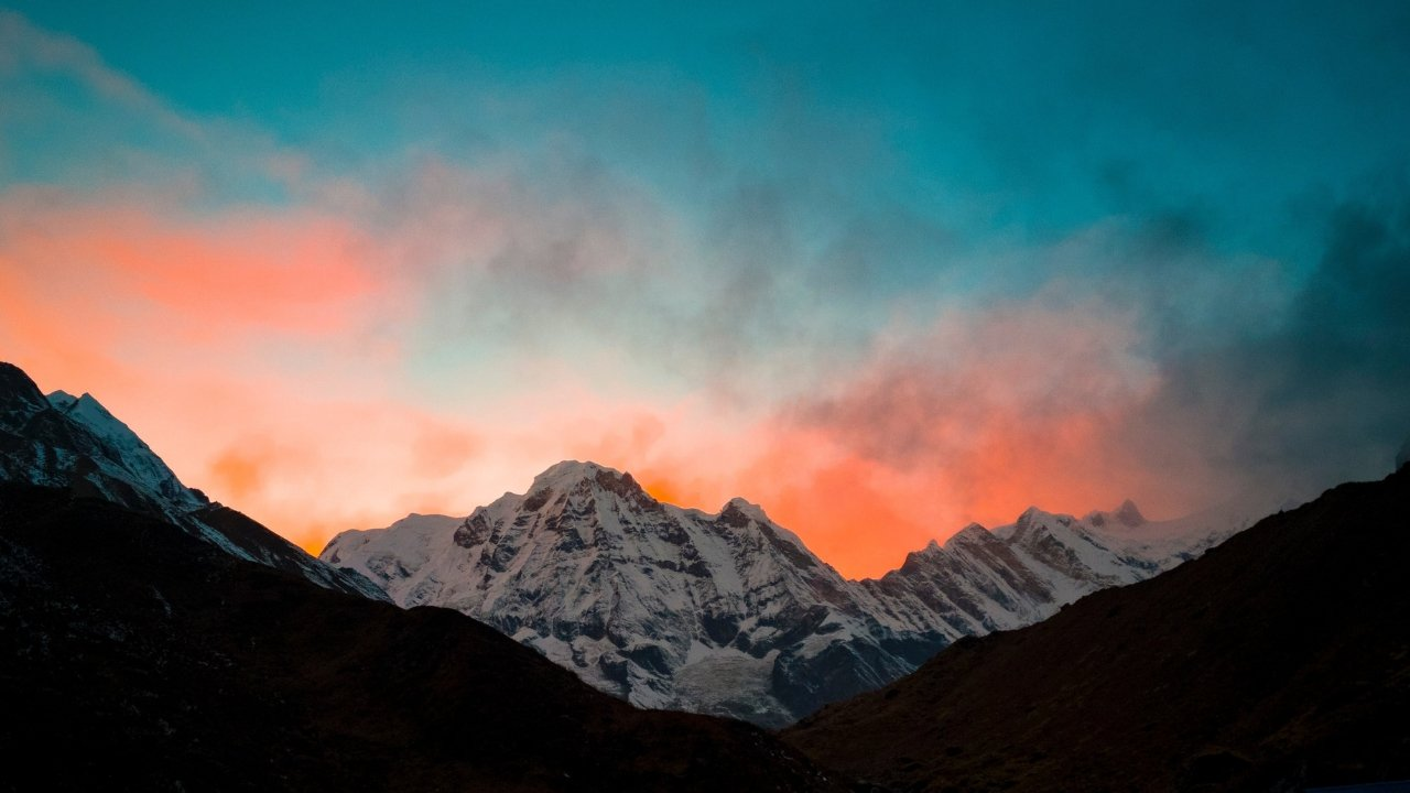Annapurna Base Camp Trek – Solo Girl Travel | A Map to Anywhere