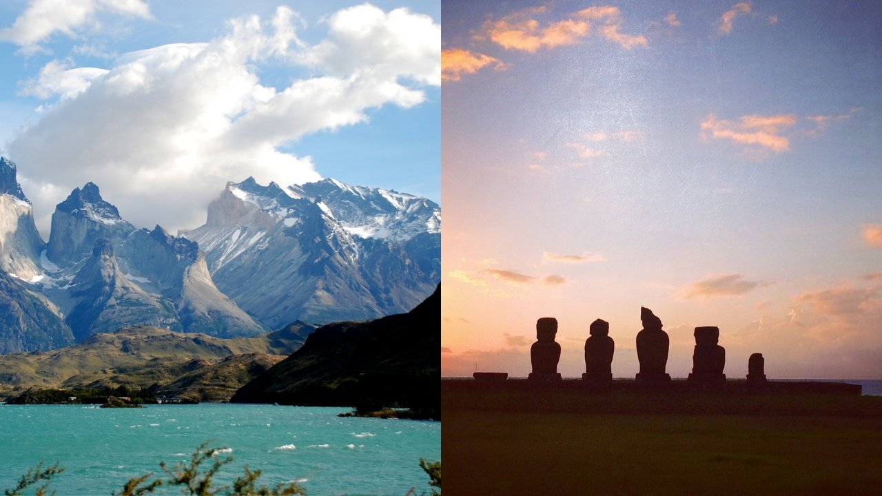 Patagonia and Easter Island in One Trip | A Map to Anywhere