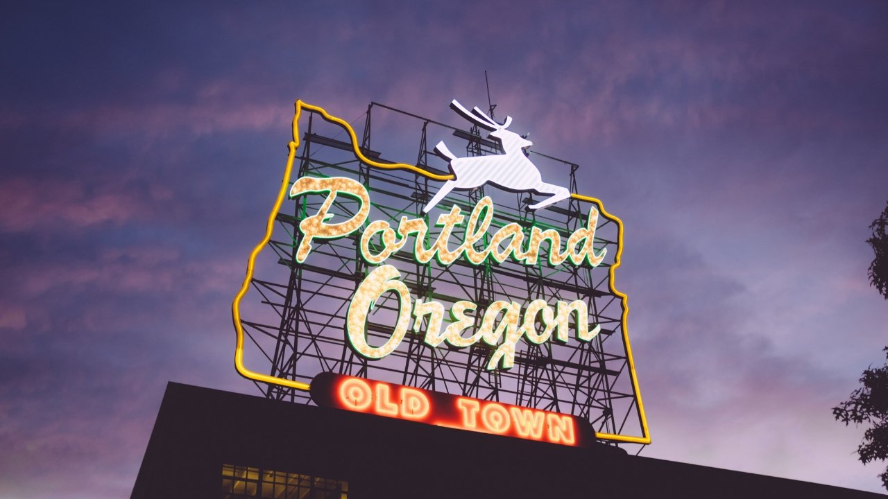 Portland, is it Over? | A Map to Anywhere