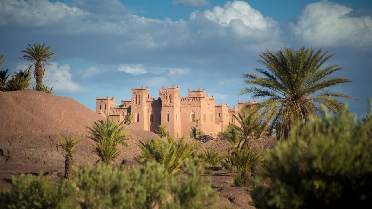 Rocking the Kasbah in Morocco | A Map to Anywhere