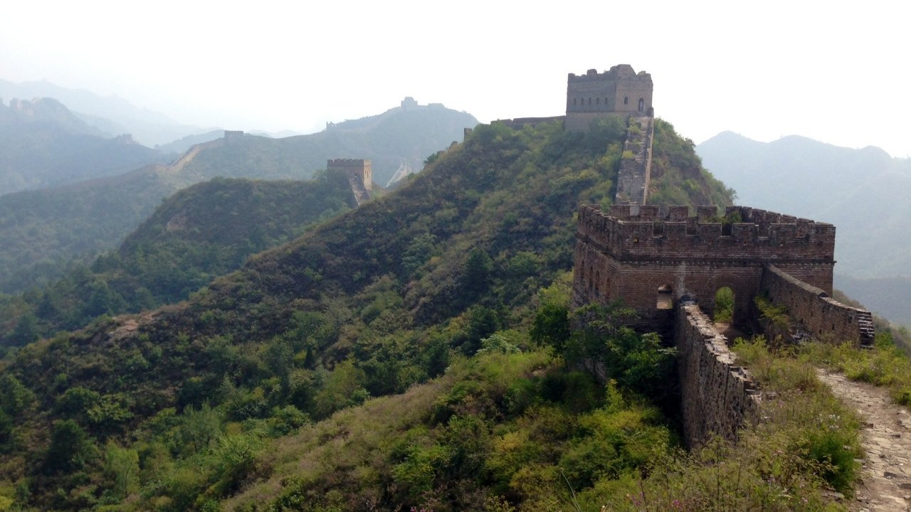 The Great Wall of China | A Map to Anywhere