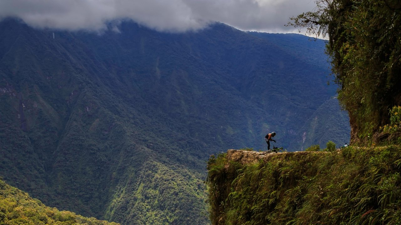 The Guide to Biking the Death Road, Bolivia | A Map to Anywhere