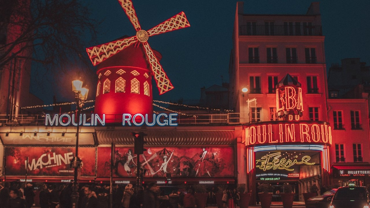 The Moulin Rouge | A Map to Anywhere