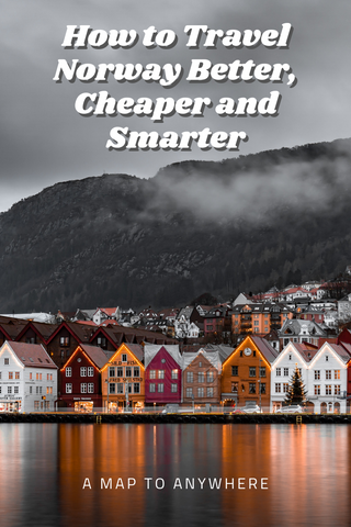 how to travel Norway better cheaper and smarter