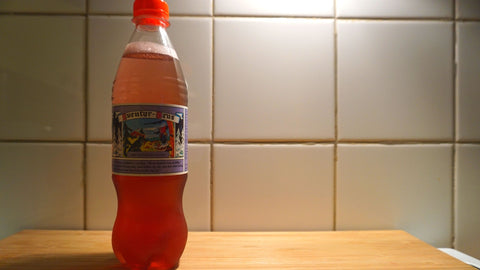 Norwegian foods soda