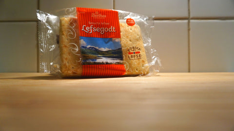 norwegian foods lefse