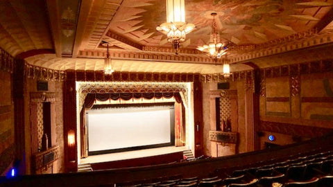 Washoe Theatre, Anaconda, Montana
