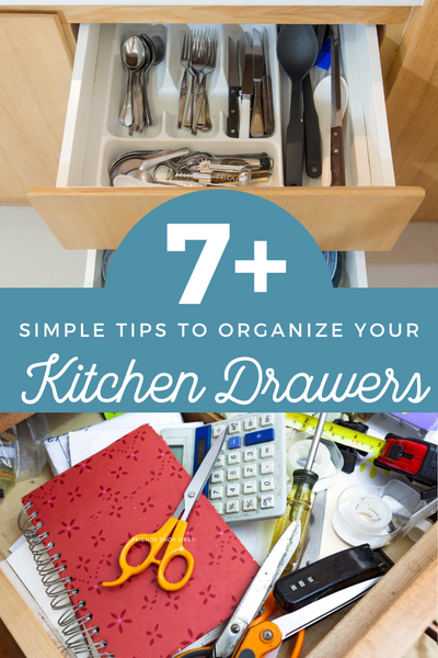 Hacks and Tips for Organizing Your Kitchen Drawers