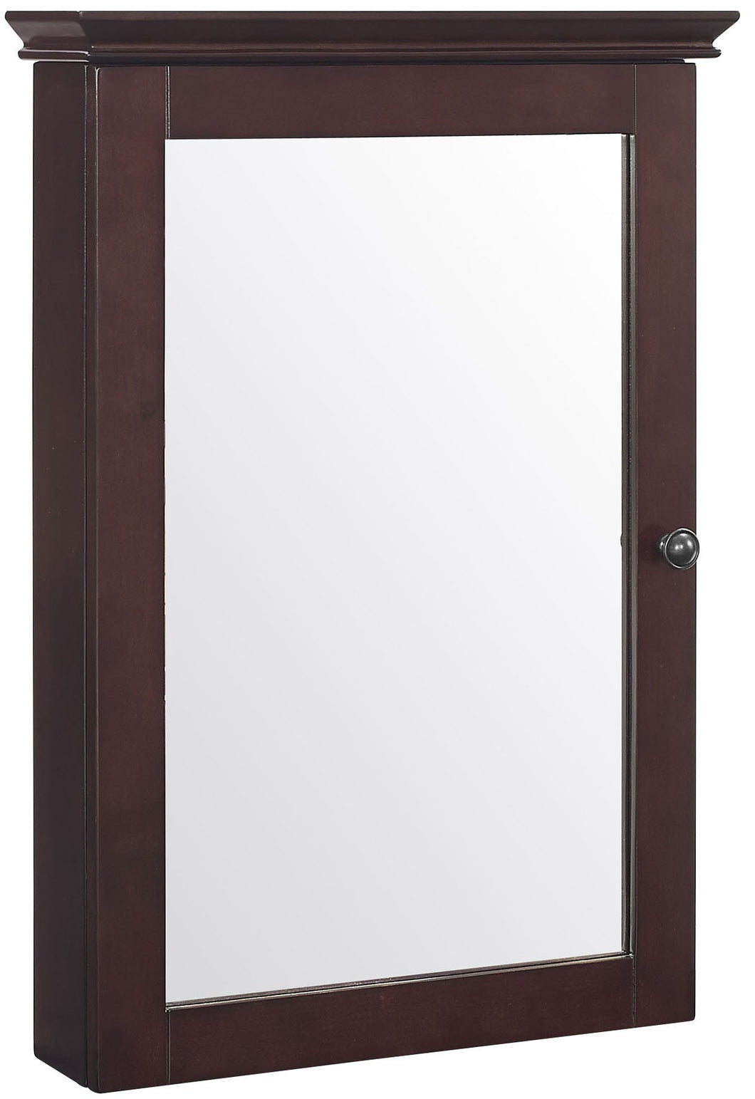 Discover the best crosley furniture lydia mirrored bathroom wall cabinet espresso