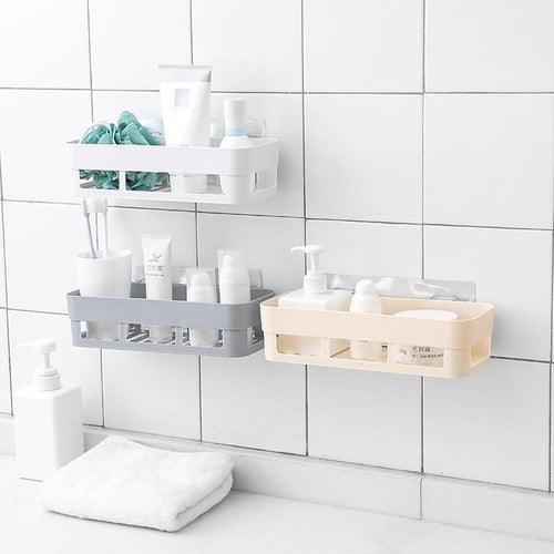 Zen Bathroom Organizer Rack