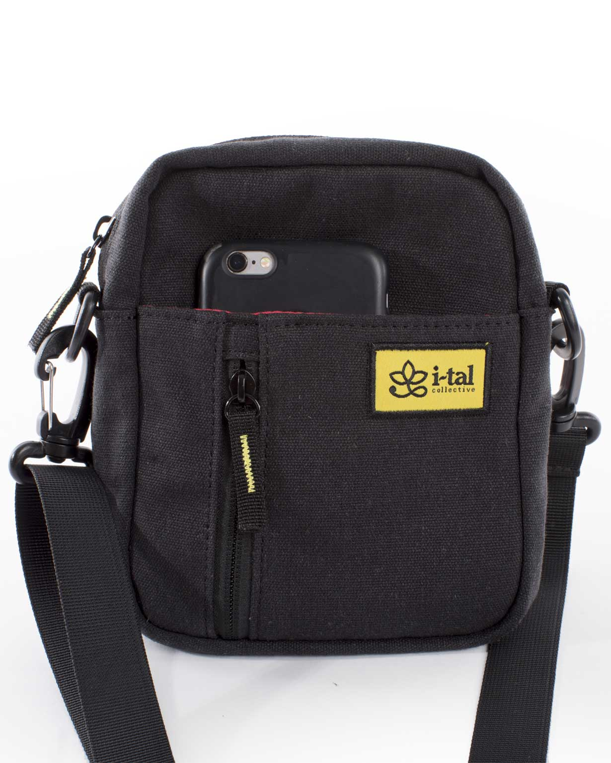 Essential Bag Black - Bolso Orgánico