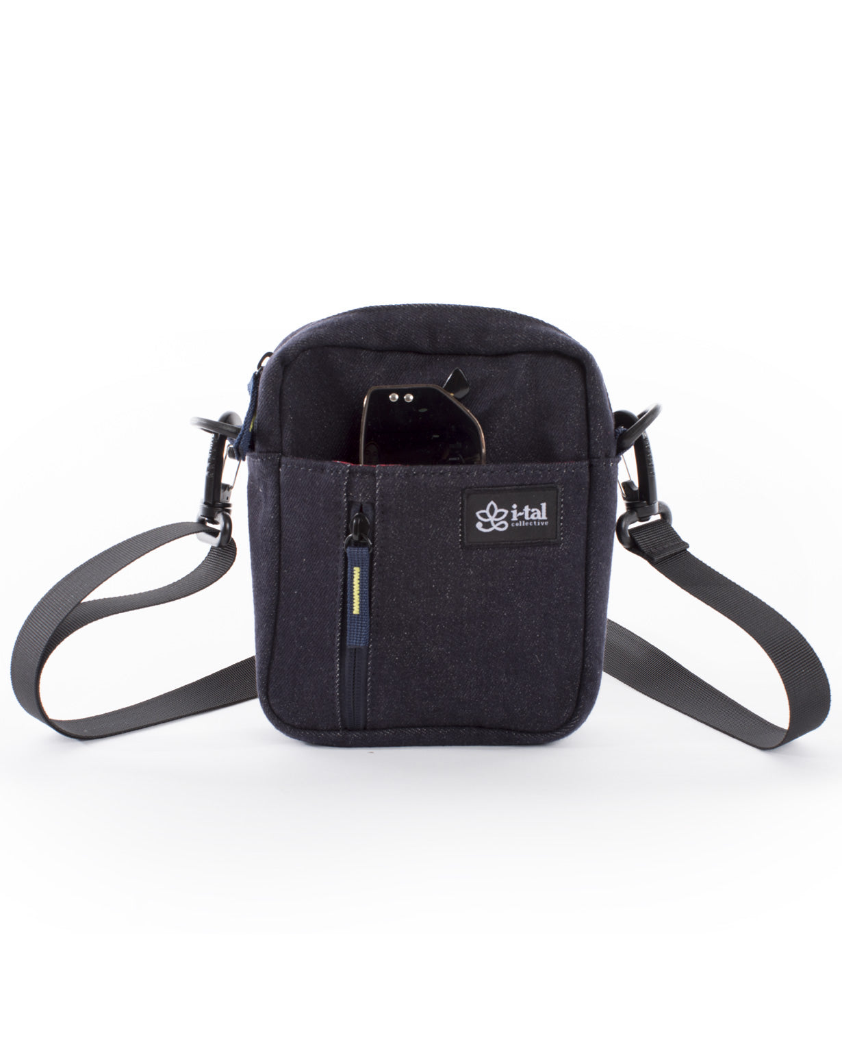 Essential Bag Indigo Blue - Bolso Orgánico