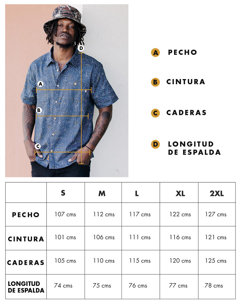 Field - Camisa Orgánica