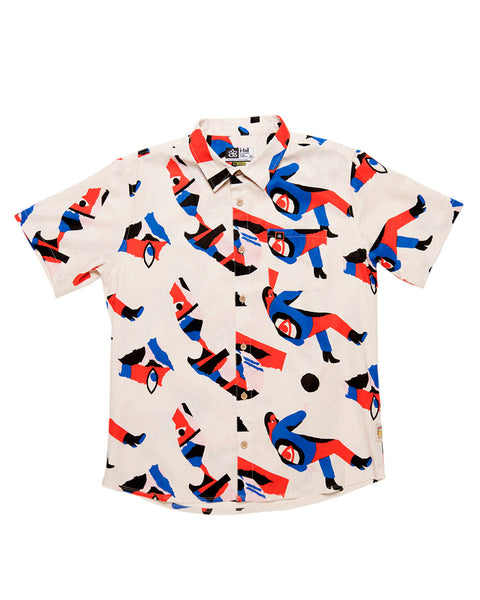 Abstract by Only Joke - Camisa Orgánica
