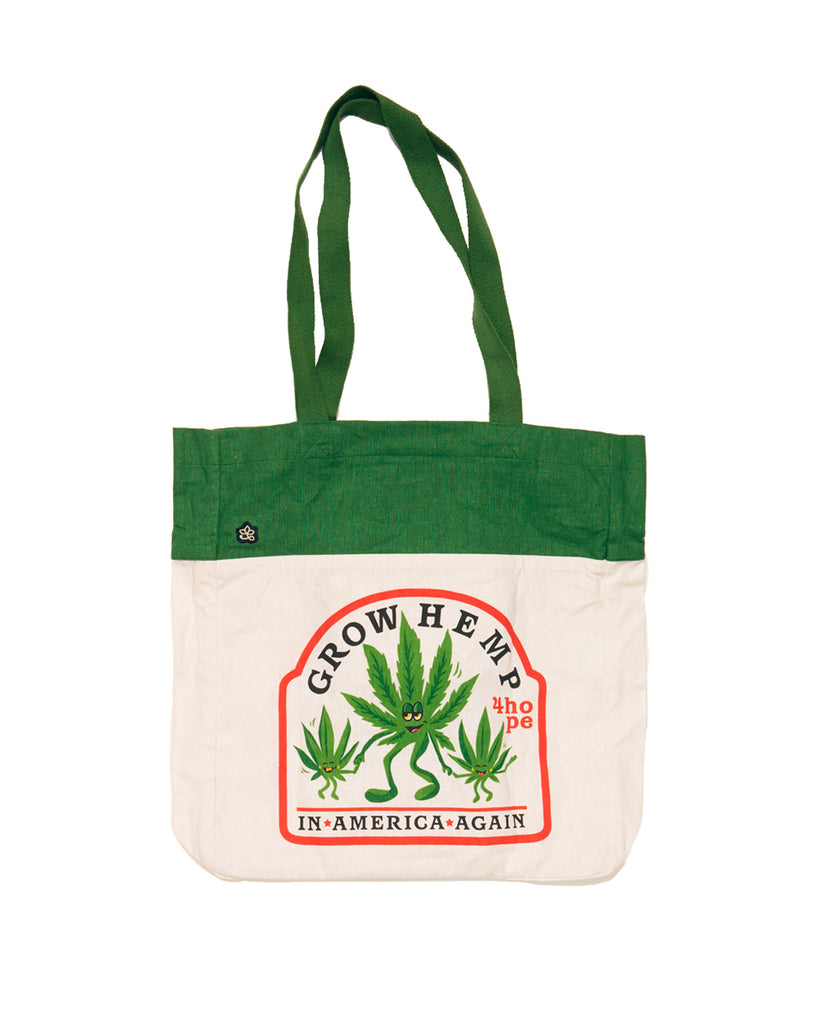 Grow - Totebag de Hemp