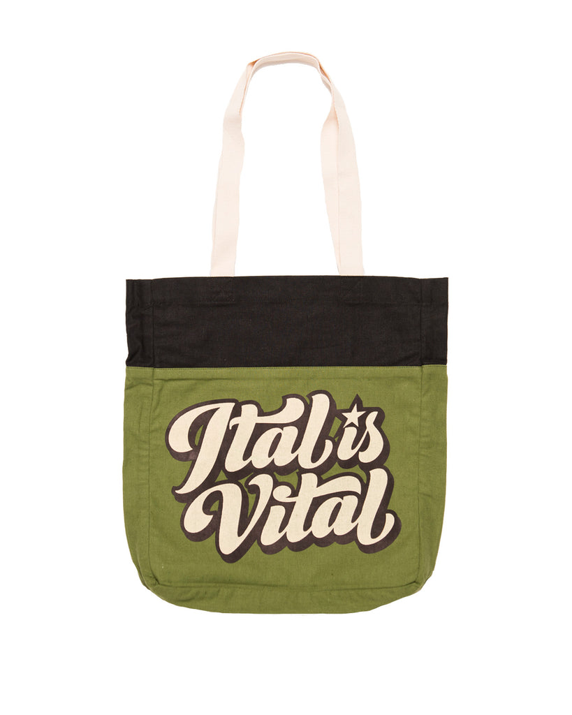 Vital by Elliot Tupac - Totebag de Hemp