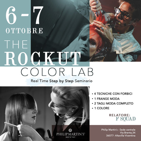 The ROCKUT COLOR Lab